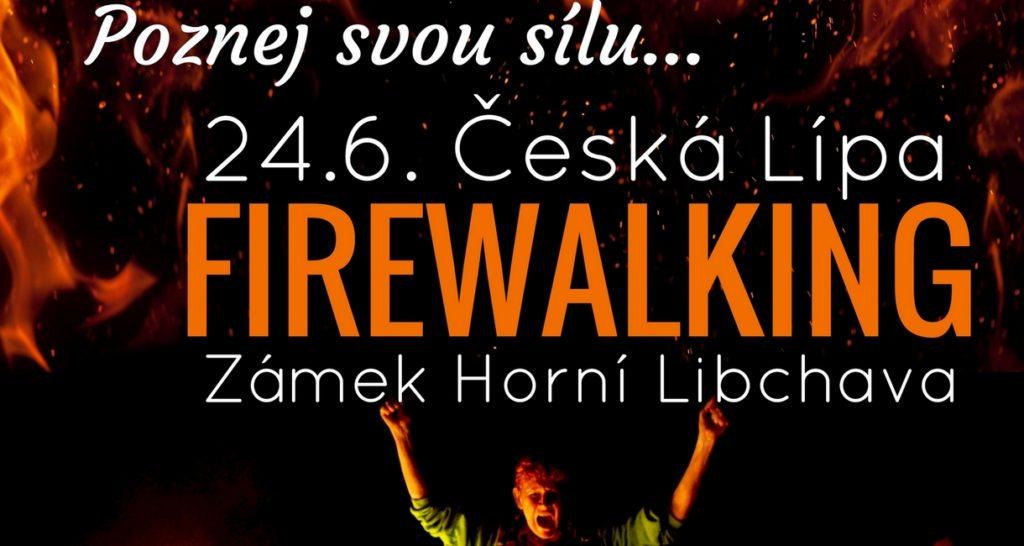 Firewalking-Česká-Lípa